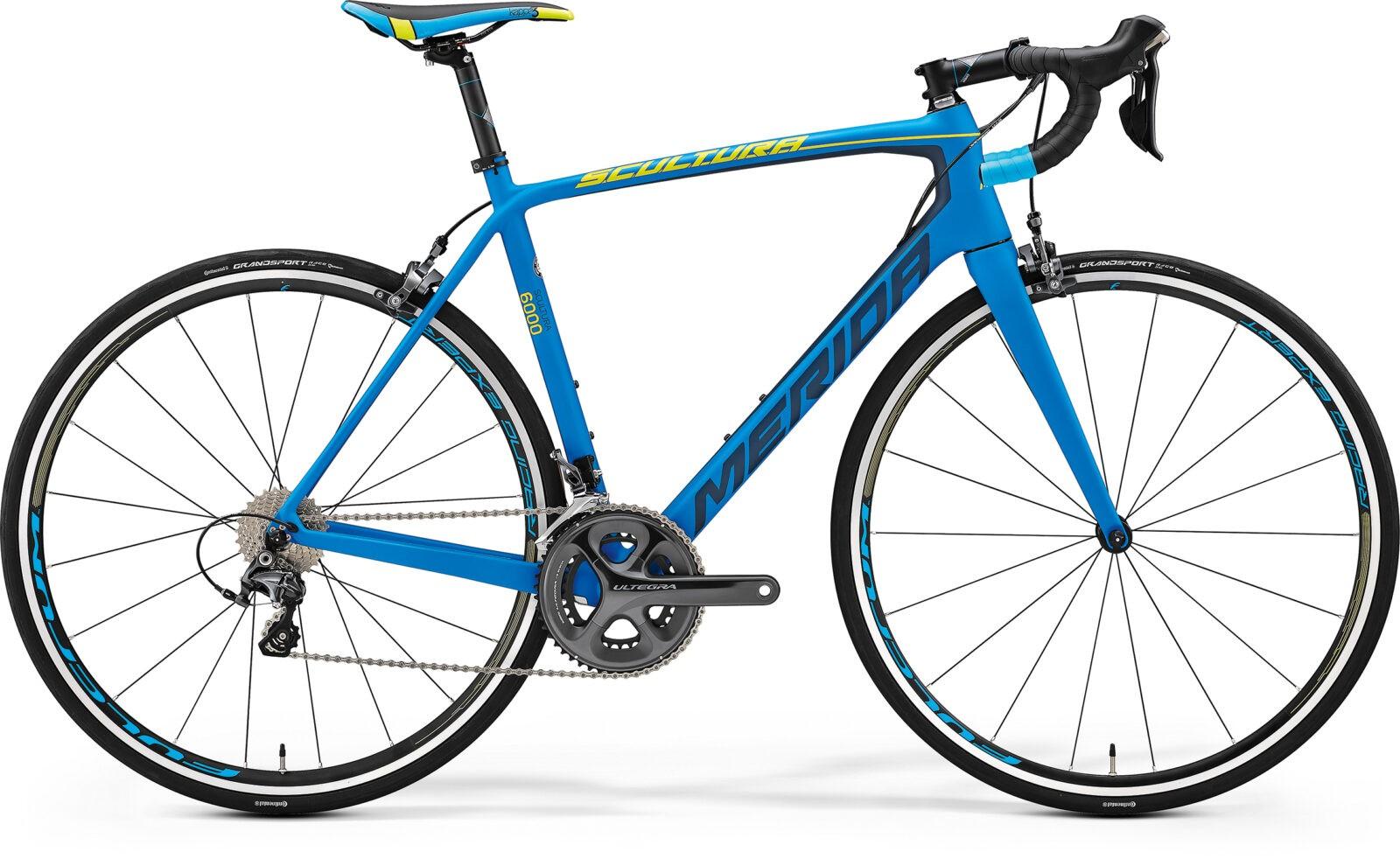 Велосипед Merida Scultura 6000 (2017)