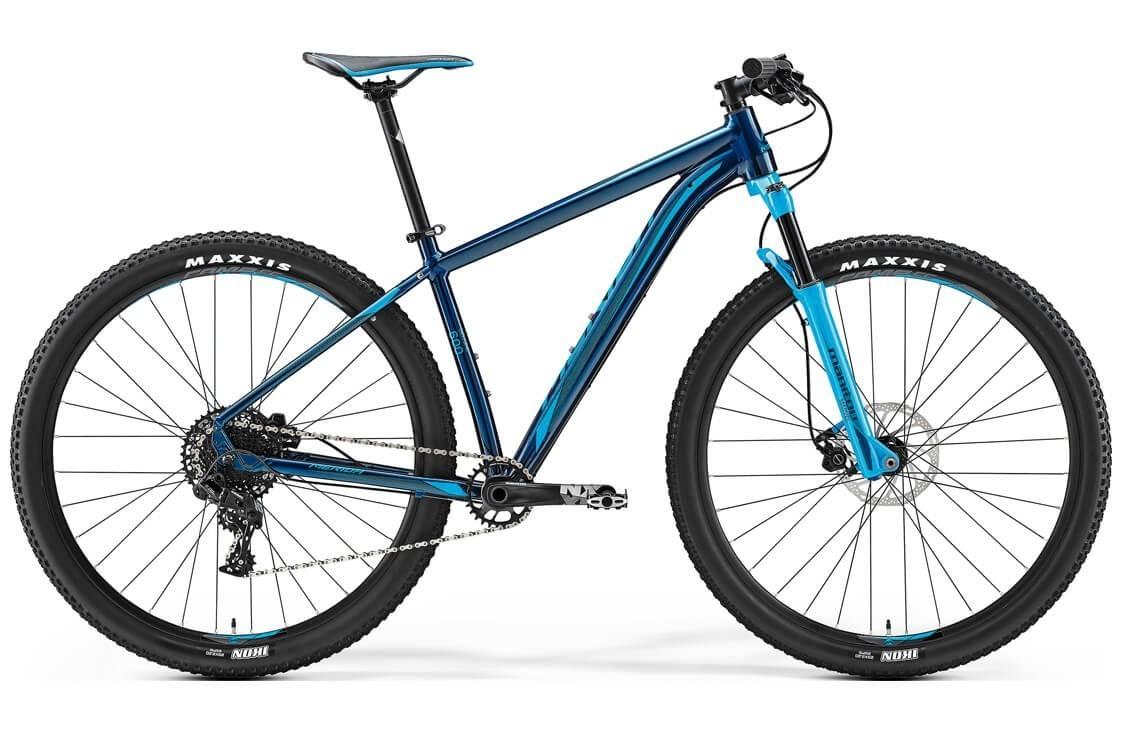 Велосипед Merida Big.Nine 600 (2017)