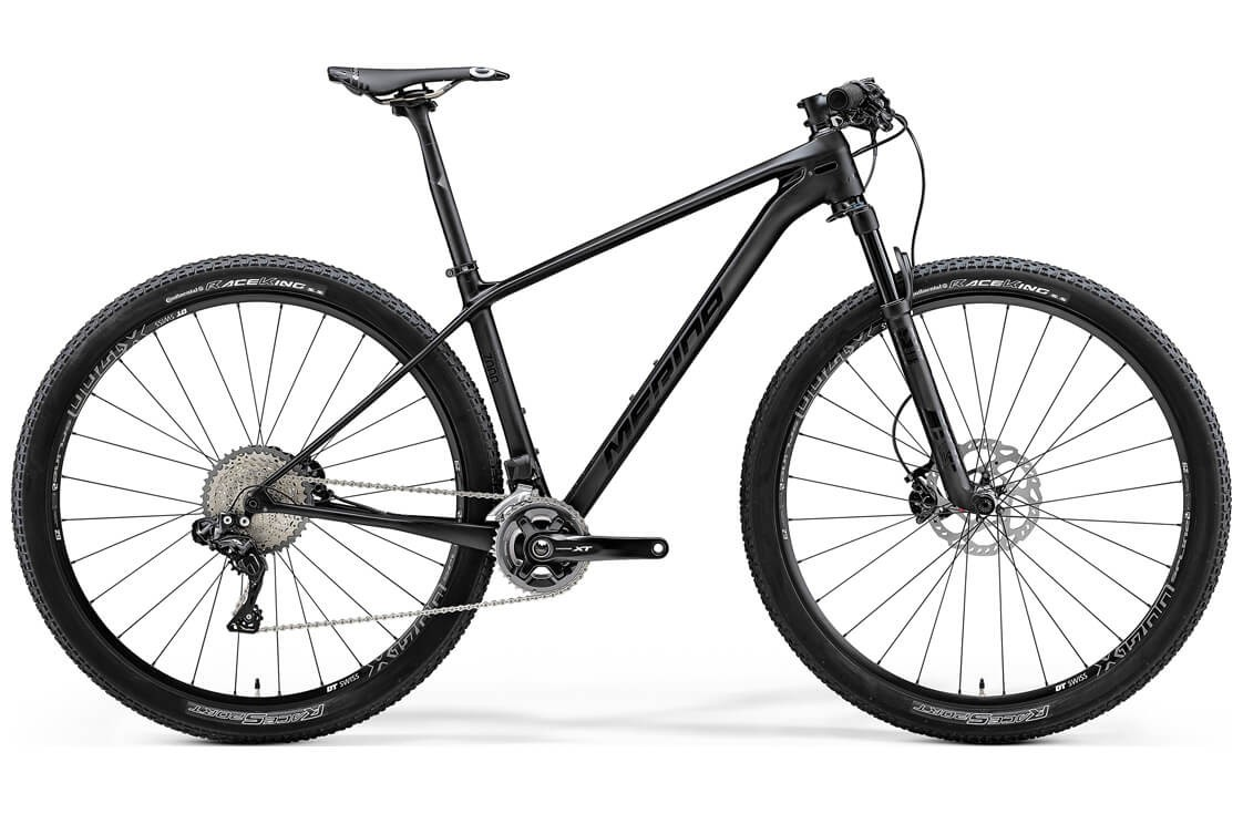 Велосипед Merida Big.Nine 7000-E (2017)