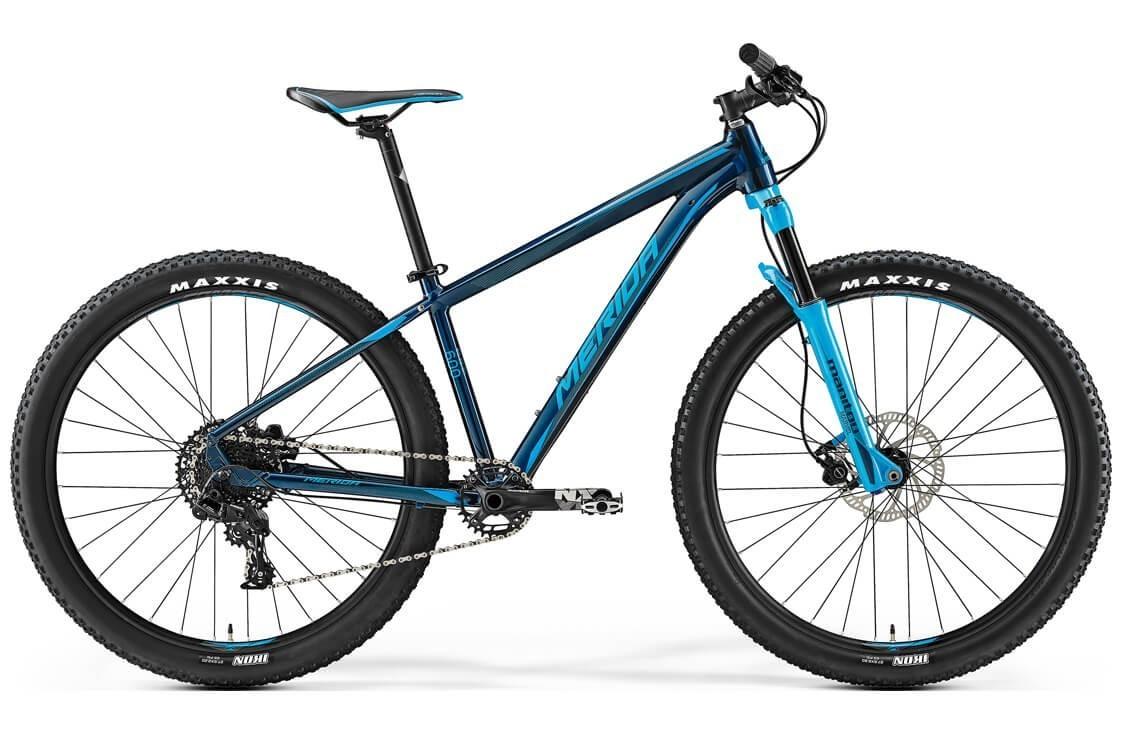 Велосипед Merida  Big.Seven 600 (2017)