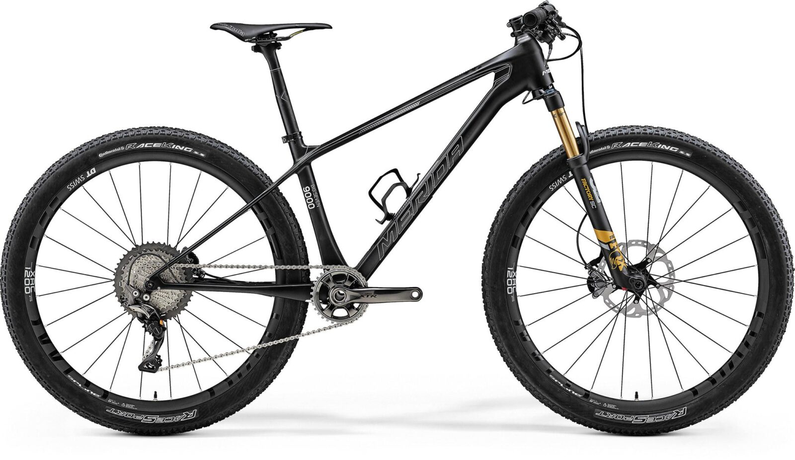 Велосипед Merida Big.Seven 9000 (2017)