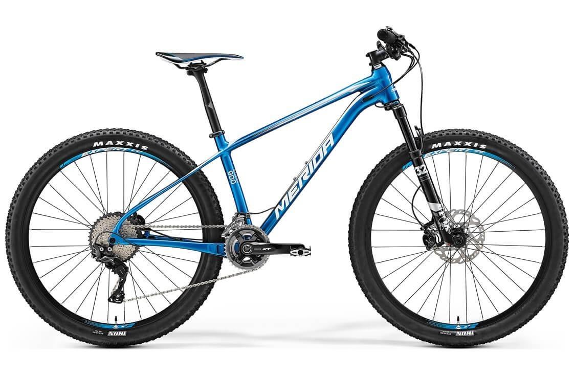 Велосипед Merida  Big.Seven 900 (2017)