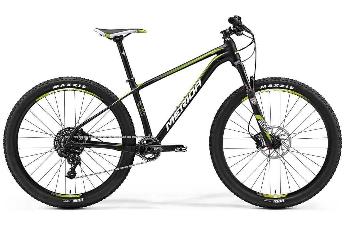 Велосипед Merida Big.Seven Team Issue (2017)