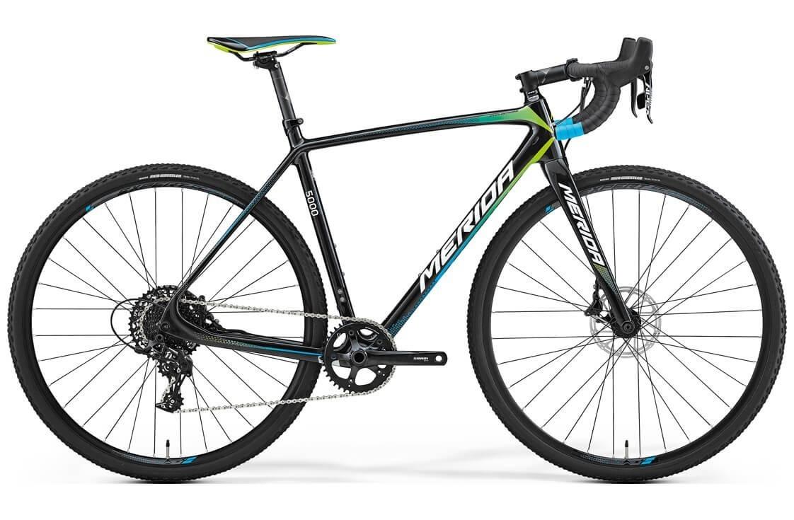 Велосипед Merida Cyclo Сross 5000 (2017)
