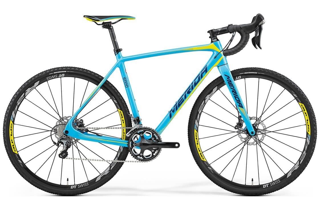 Велосипед Merida Cyclo Сross 6000 (2017)