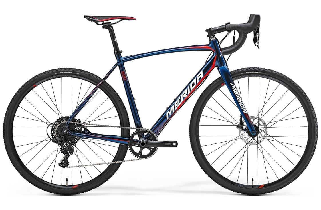 Велосипед Merida Cyclo Сross 600 (2017)