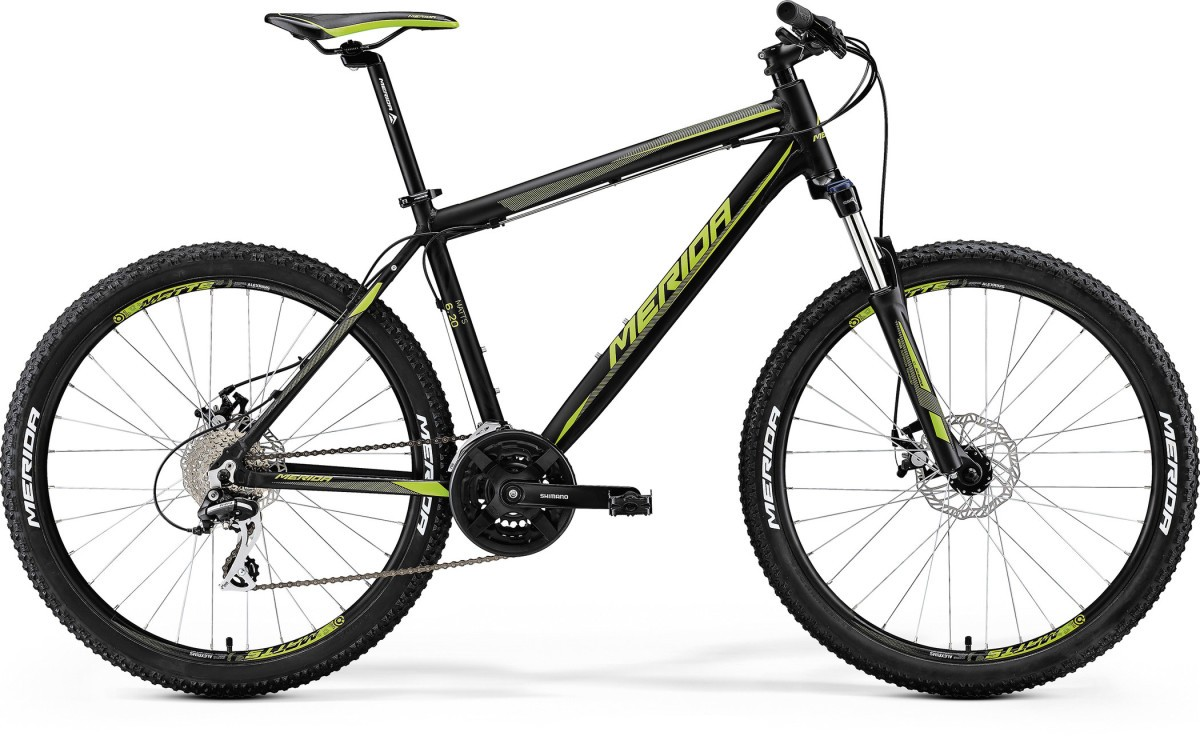 Велосипед Merida Matts 6.20-MD (2017)