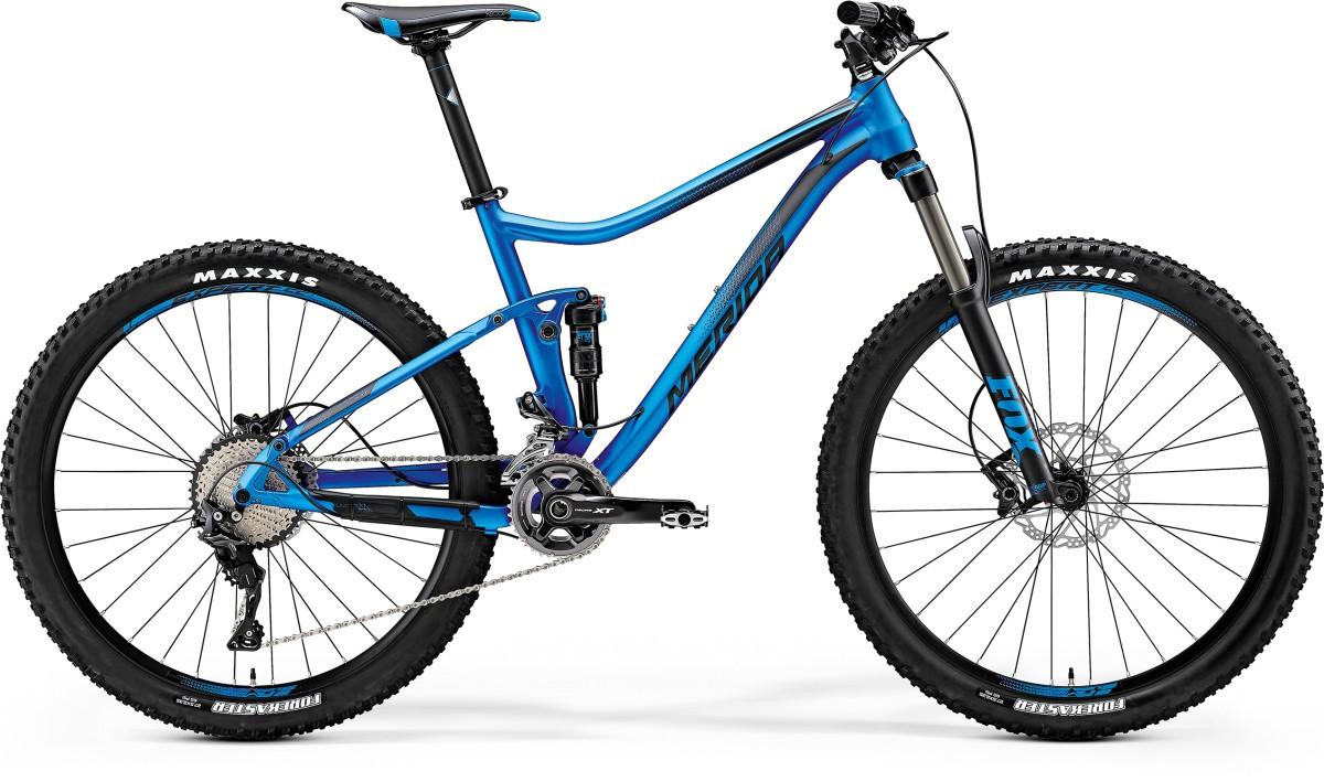 Велосипед Merida One-Twenty 7.XT Edition (2017)
