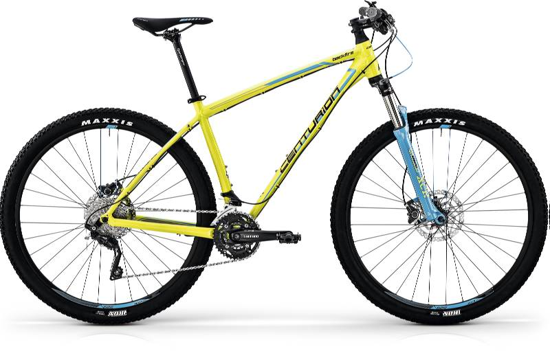Велосипед Centurion Backfire PRO 400.29 ( 2017)