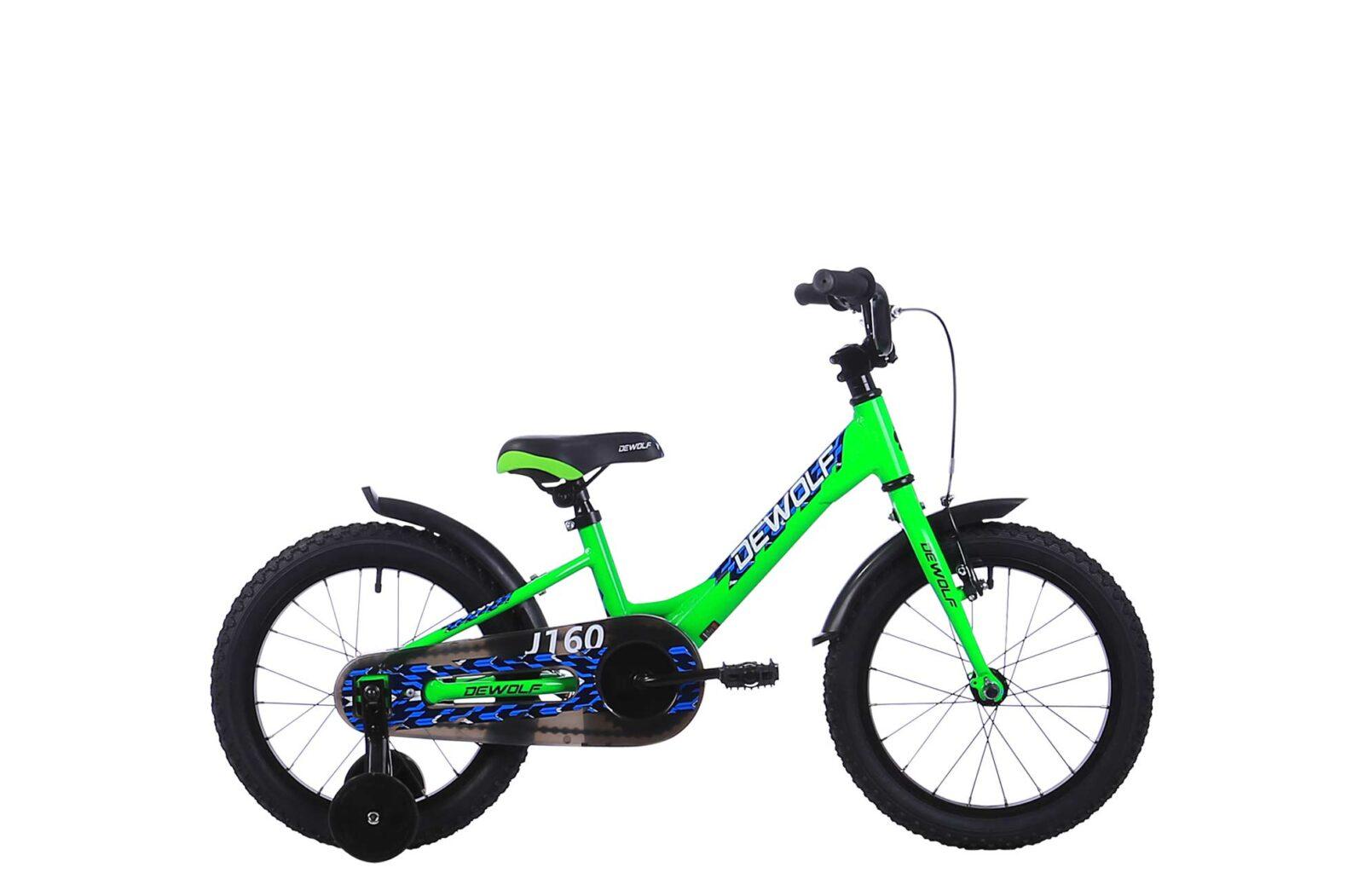 Велосипед Dewolf J160 Boy (2017)