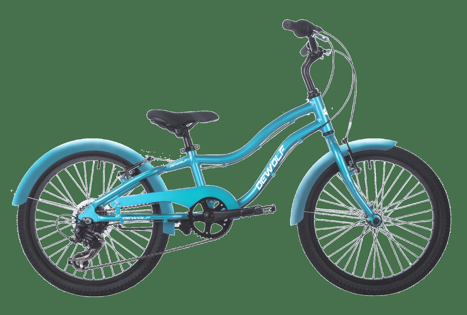 Велосипед Dewolf SAND 210 (2017)