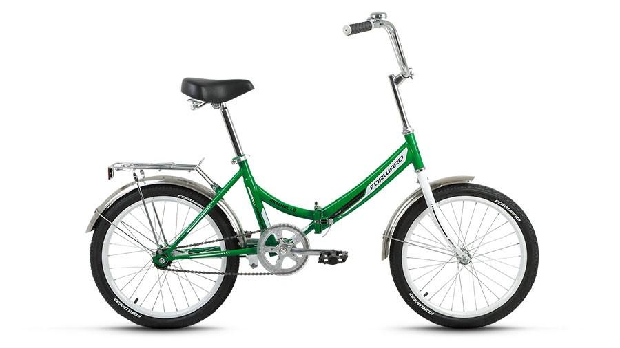 Складной велосипед Forward Arsenal 1.0 (2017)