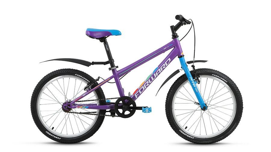 Подростковый велосипед Forward Unit 1.0 (2017)
