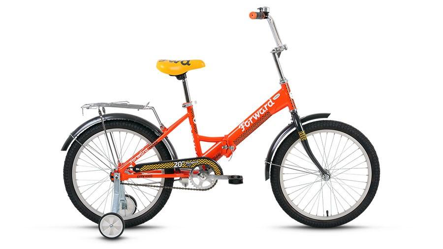 Детский велосипед Forward Timba boy (2017)