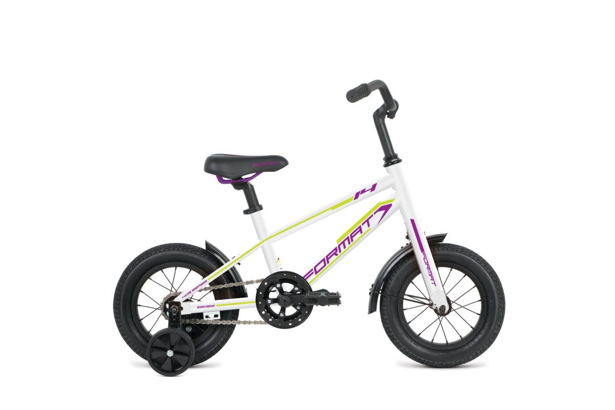 Детский велосипед Format Girl 14 (2016)