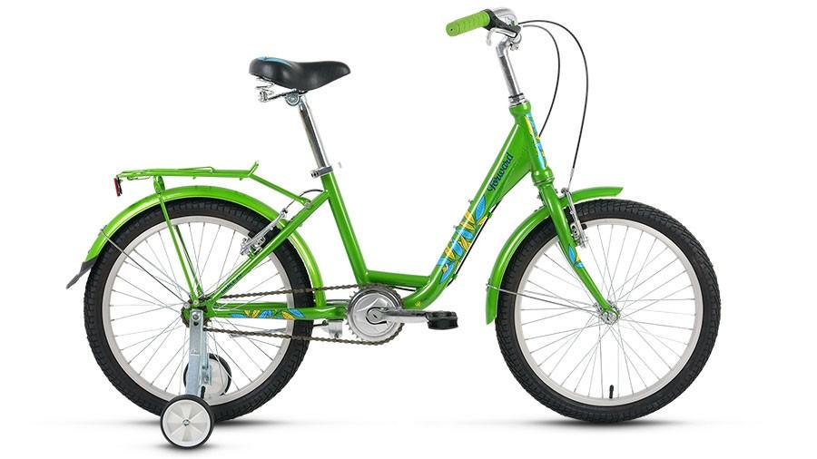 Детский (для девочек) велосипед Forward Grace 20 (2016)