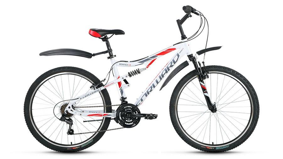 Двухподвесный велосипед Forward Benfica 1.0 (2016)