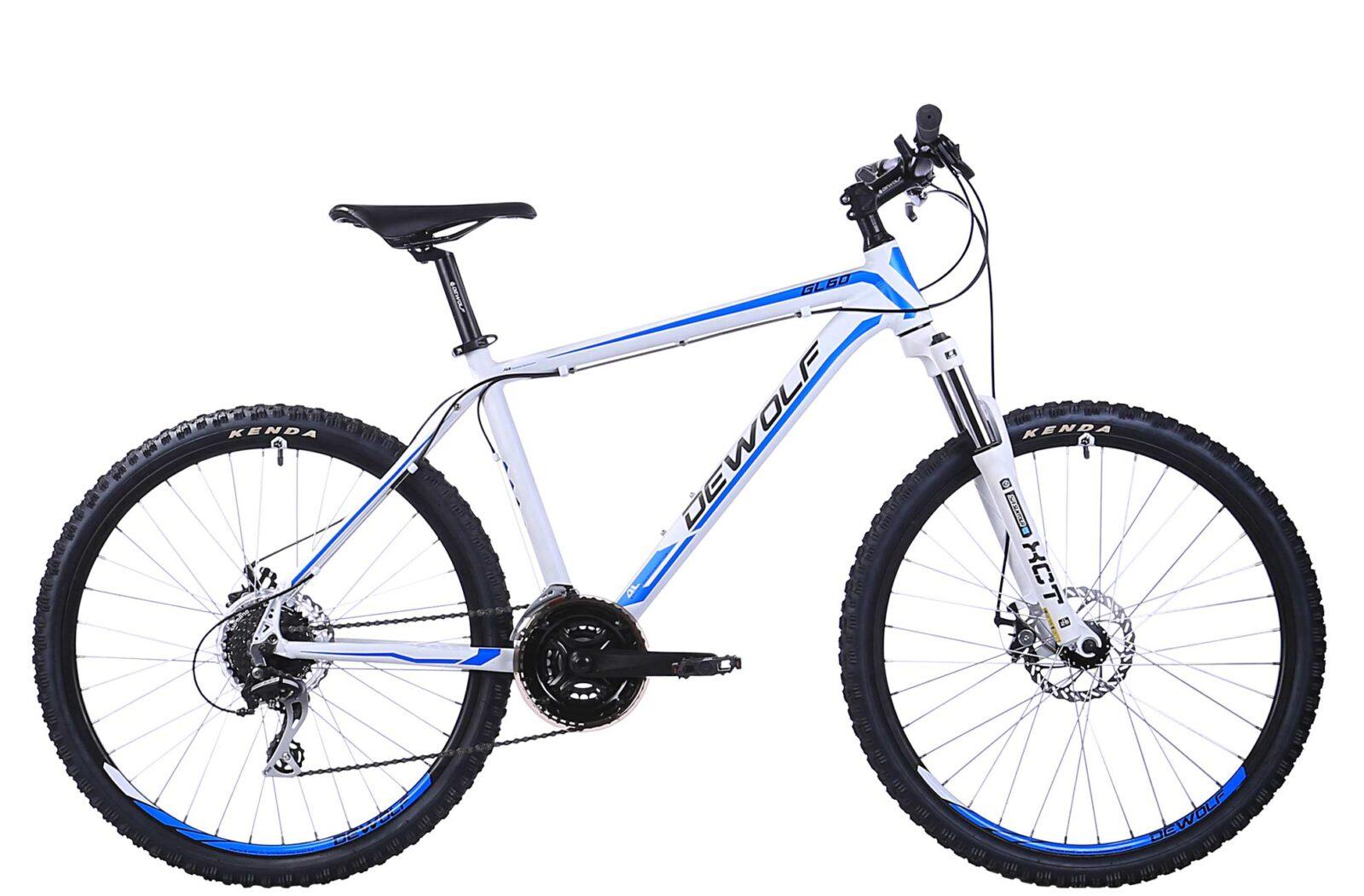 Велосипед Dewolf GL 60 (2017)