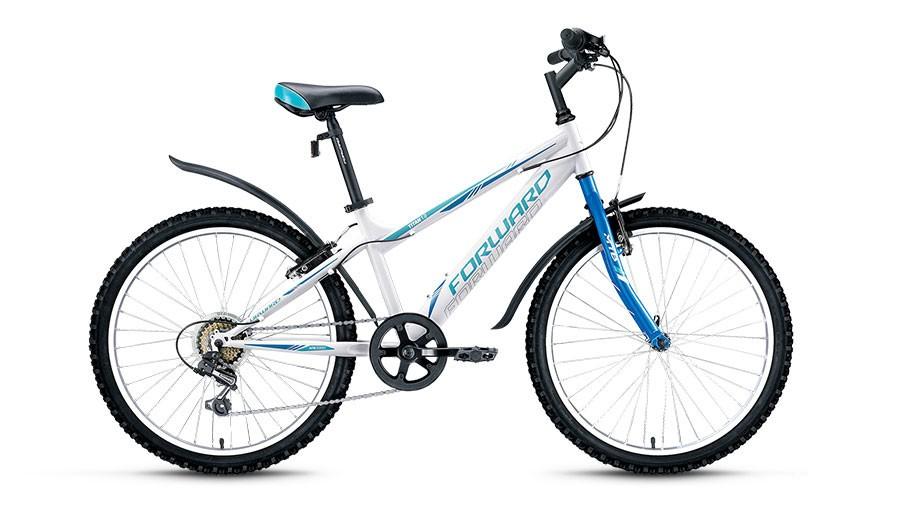Подростковый велосипед Forward Titan 1.0 (2017)