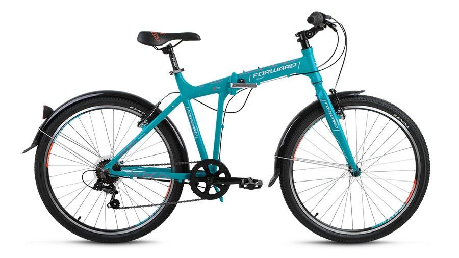 Дорожный велосипед Forward Tracer 1.0 (2017)