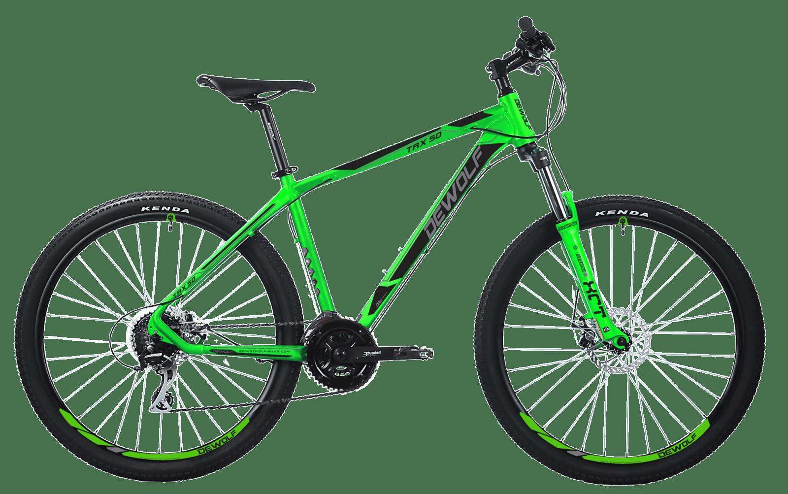 Велосипед Dewolf TRX 50 (2017)