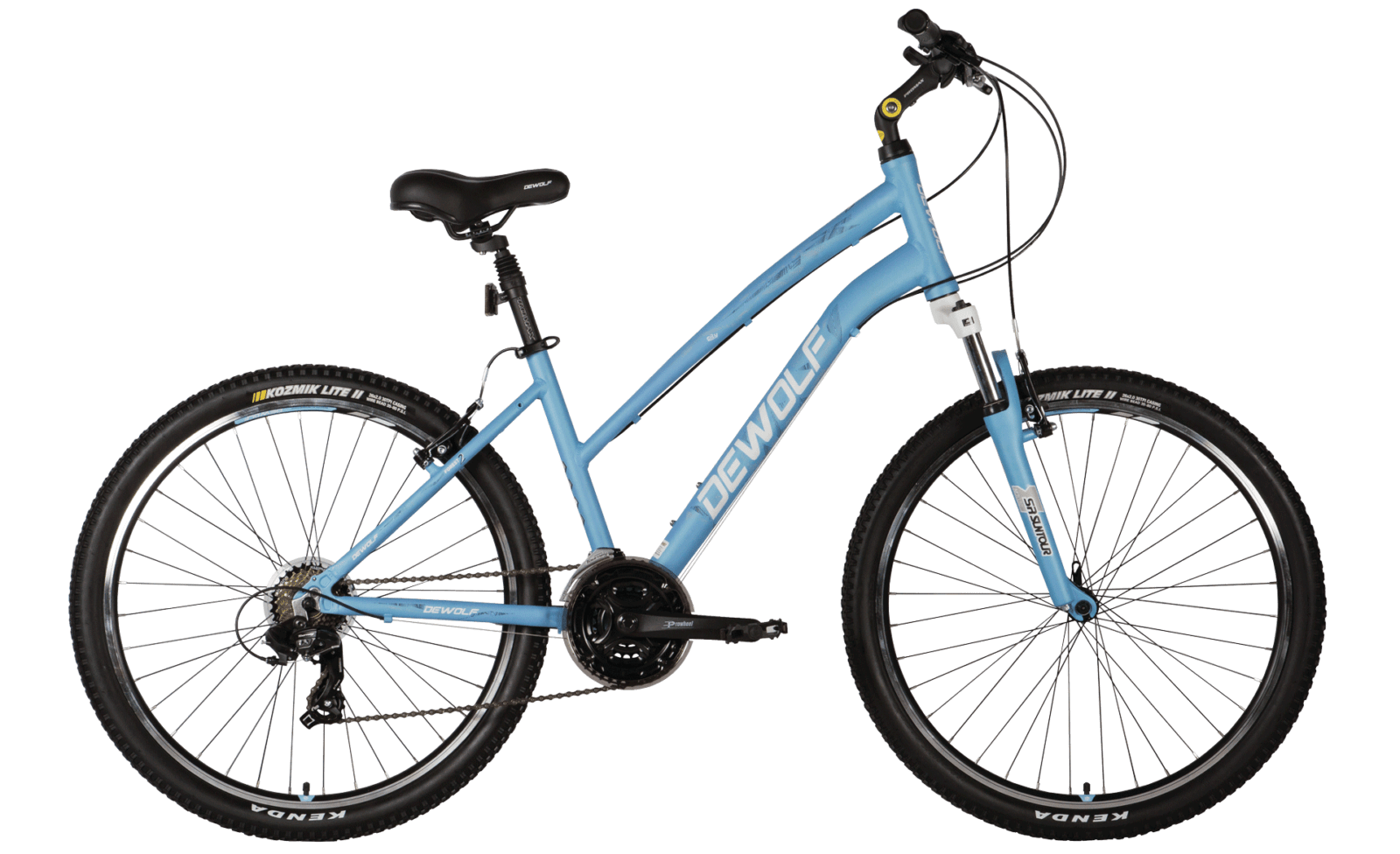 Велосипед Dewolf FOREST 2 (2017)