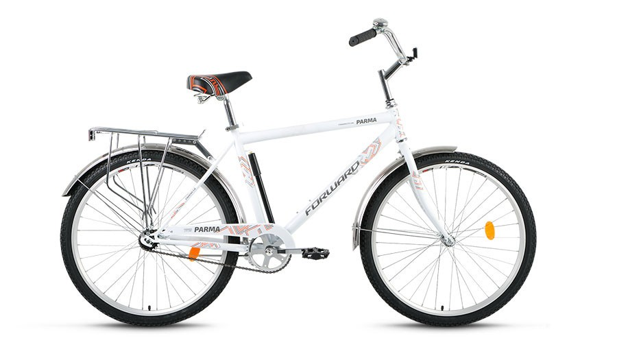 Дорожный (городской) велосипед Forward Parma 1.0 (2017)