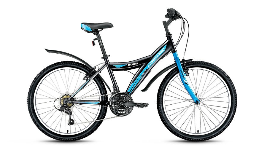 Подростковый велосипед Forward Dakota 24 1.0 (2016)