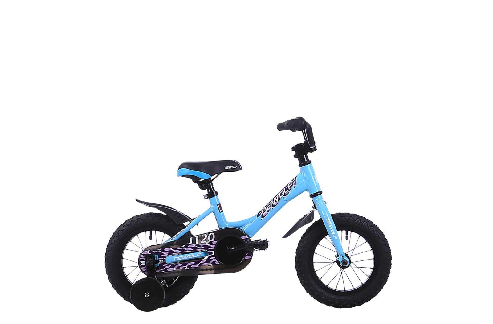 Велосипед Dewolf J120 GIRL (2017)