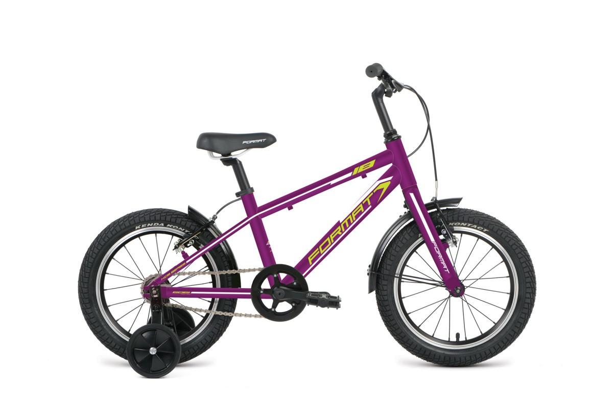 Детский велосипед Format Girl 18 (2016)