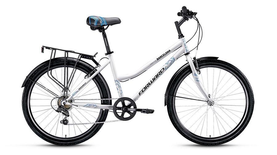Дорожный (городской) велосипед Forward Barcelona 2.0 (2017)