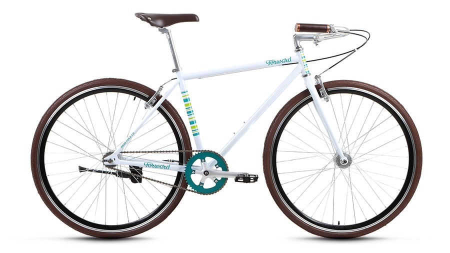 Дорожный велосипед Forward Indie Folk 1.0 (2017)