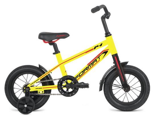 Детский велосипед Format Kids boy 14 (2017)