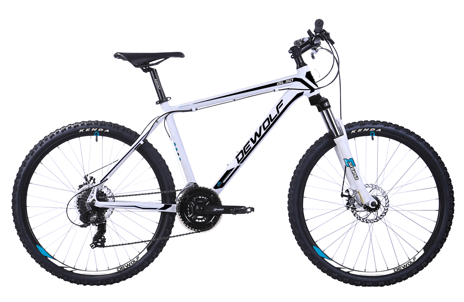 Велосипед Dewolf GL 50 (2017)