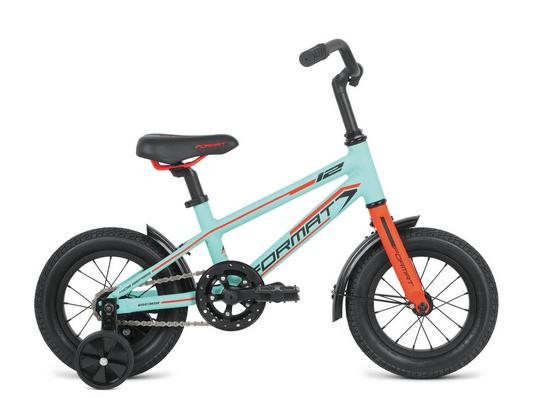 Детский велосипед Format Kids boy 12 (2017)
