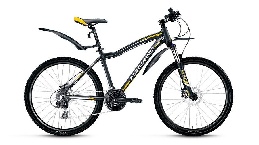 Горный велосипед Forward Hesper 3.0 disc (2016)