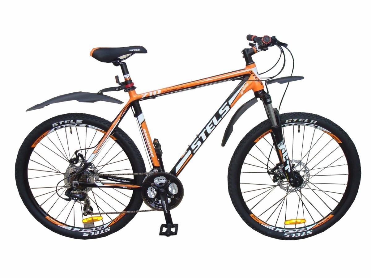Горный велосипед Stels Navigator 710 Disc 27,5 (2015)