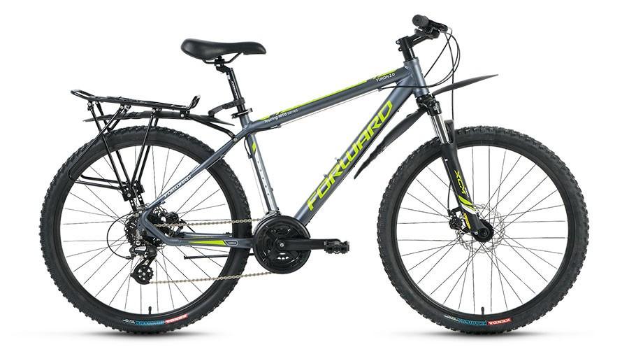 Дорожный (городской) велосипед Forward Yukon 2.0 disc (2016)