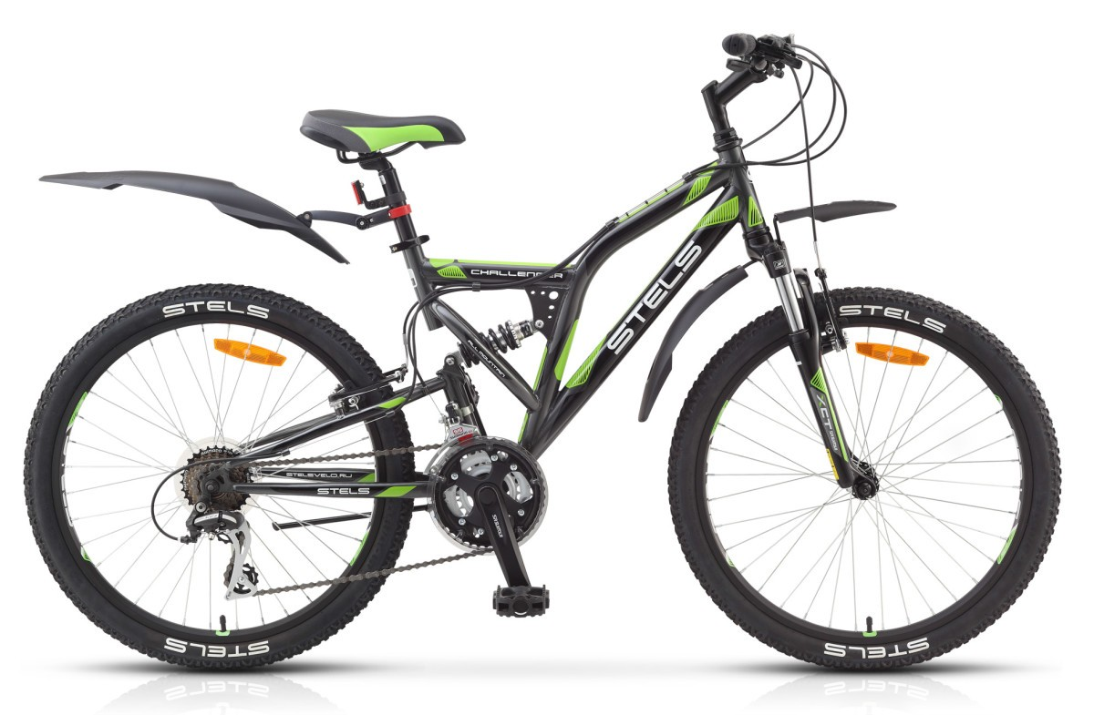 Подростковый велосипед Stels Challenger 24 V (2015)