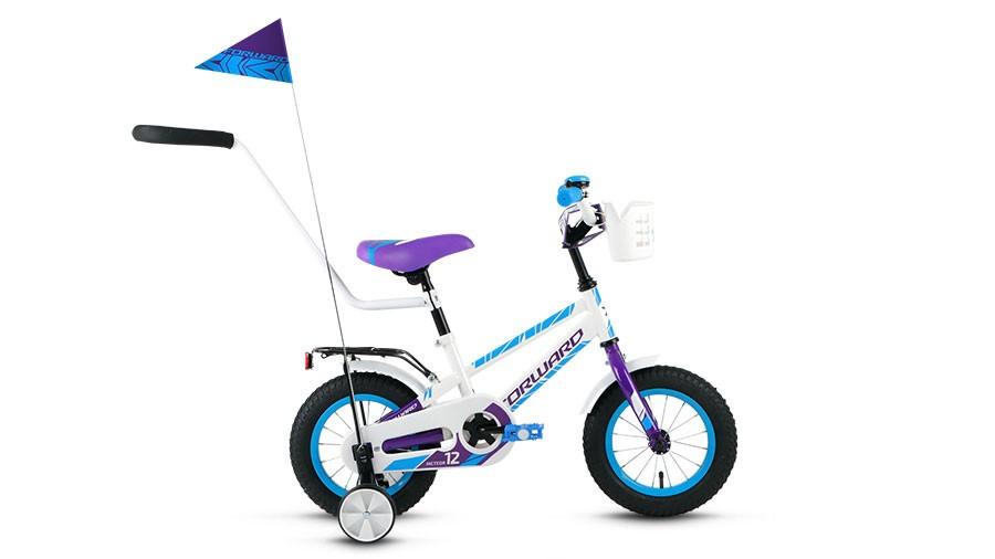 Детский велосипед Forward Meteor 12 (2017)