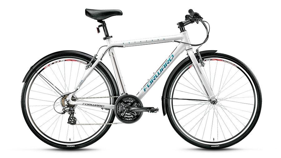 Дорожный (городской) велосипед Forward Rockford 1.0 (2016)