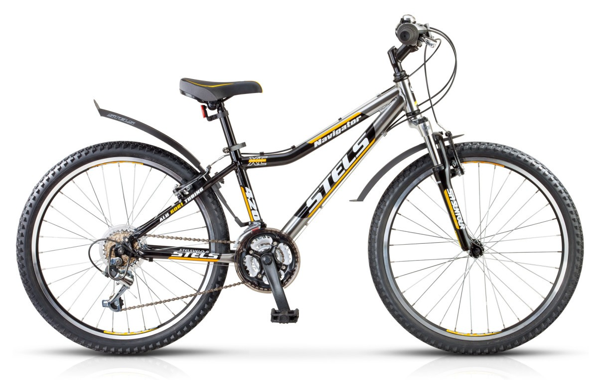 Подростковый велосипед Stels Navigator 420 V (2015)