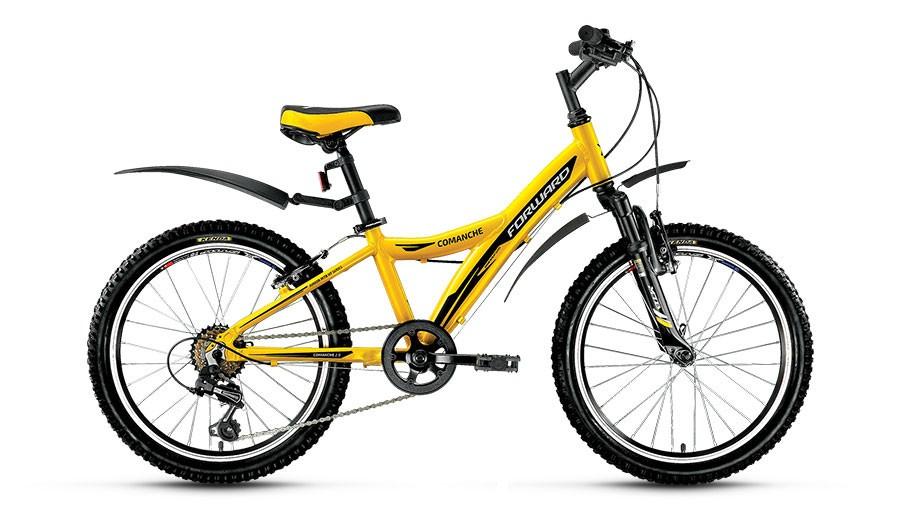 Детский велосипед Forward Comanche 2.0 (2016)