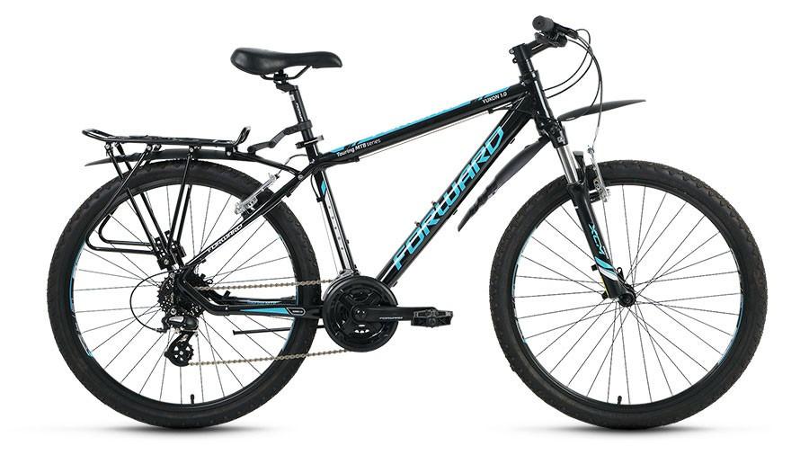 Дорожный (городской) велосипед Forward Yukon 1.0 (2016)
