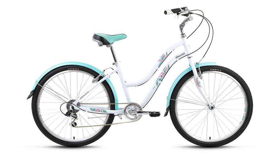Дорожный (городской) велосипед Forward Evia Air 26 1.0 (2017)
