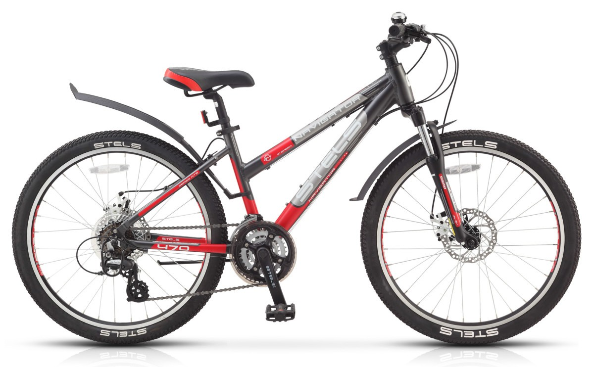Подростковый велосипед Stels Navigator 470 MD (2015)