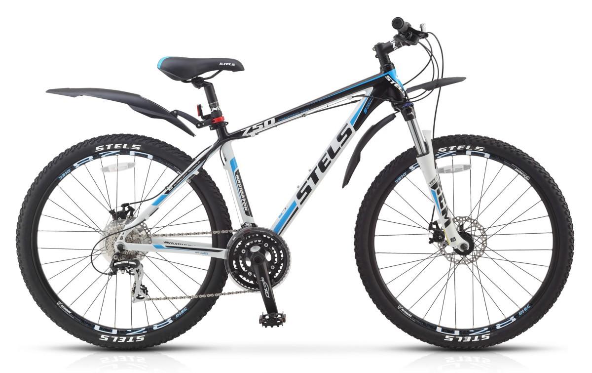 Горный велосипед Stels Navigator 750 Disc 27,5 (2014)