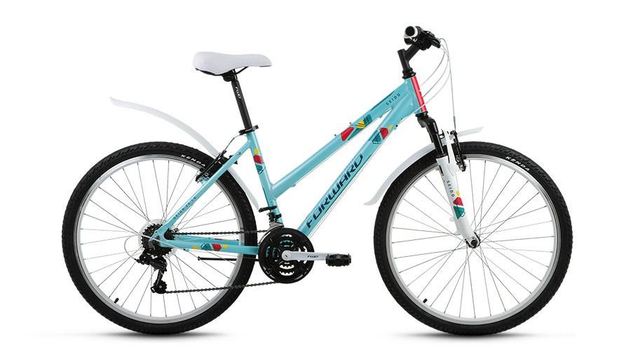 Женский велосипед Forward Seido 26 1.0 (2017)