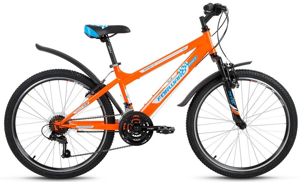 Подростковый велосипед Forward Racing 24 HT2.0 (2017)