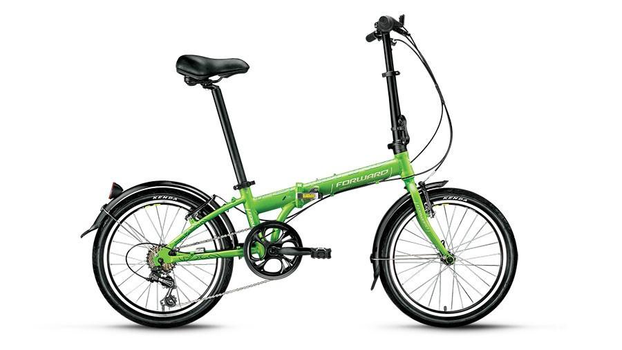 Складной велосипед Forward Enigma 2.0 (2017)